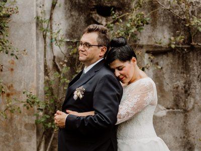 Rock'n'roll Wedding in Piedmont