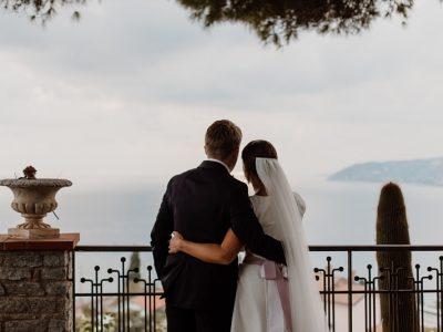 Italian Riviera Wedding - Ale & Marco