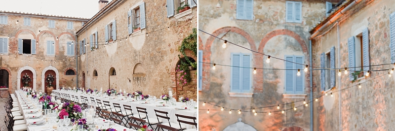 al fresco destination wedding photographer