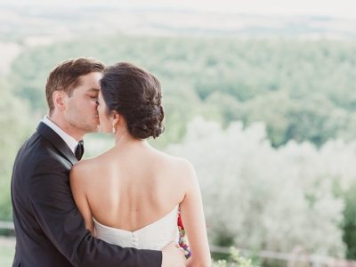 S&M - A Dream Wedding in Tuscany