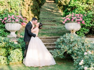 Luxury Jewish Wedding at Villa La Foce